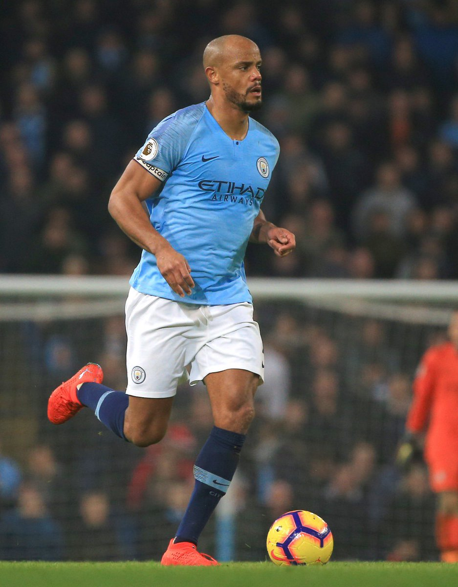 Crucial win yesterday. Well done from the team again. 👊🏾 #mancity #fighttilltheend