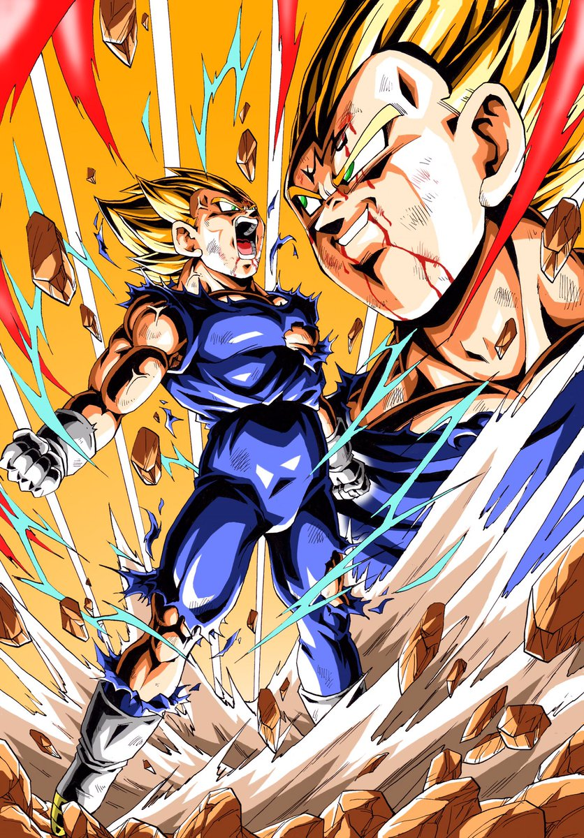 Images découvertes [Fanarts Dragon Ball] - Page 6 D0ewGHhU4AAiud5