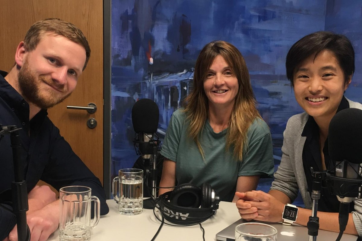 Check out Nikki Han, first ever female #HK4TUC finisher, on this SCMP podcast with @maryhui and @AdventureAgnew scmp.com/podcasts/artic… Direct link to podcast on Stitcher: stitcher.com/podcast/the-ad…