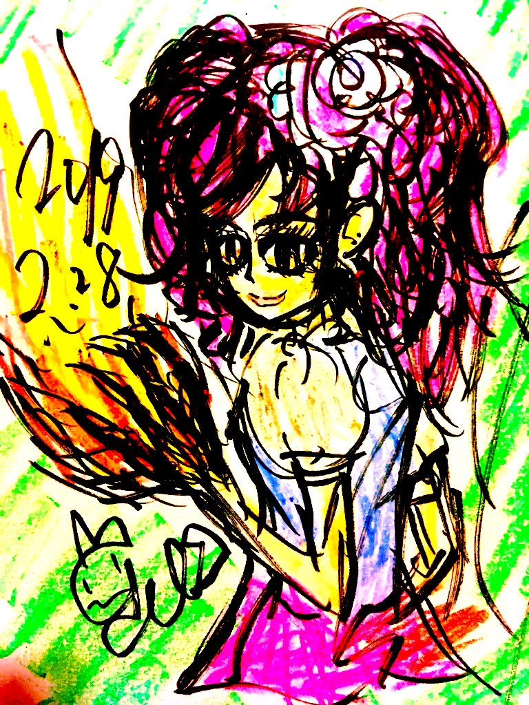 MODEL.T (@IDAHO_MODEL_T)さんのイラスト