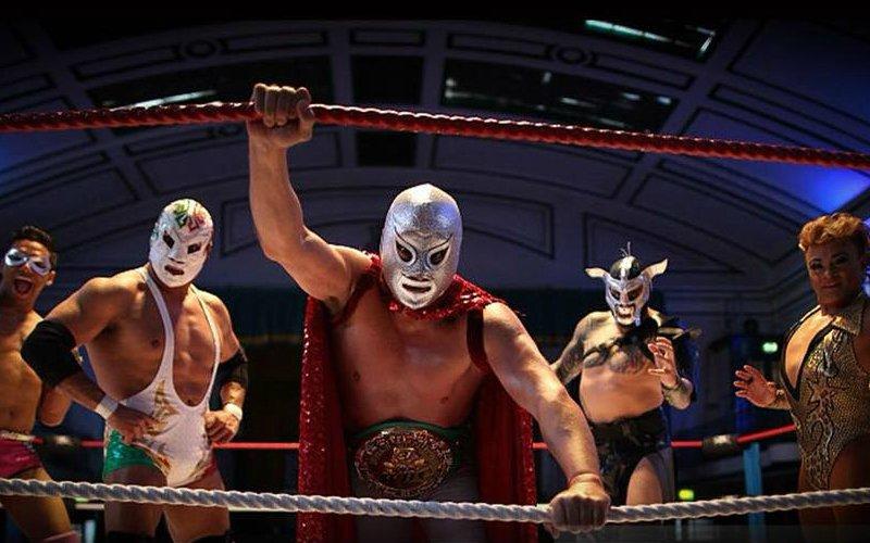 La lucha libre mexicana regresa a Londres 3
