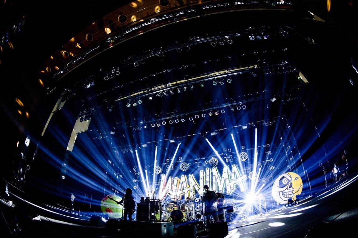 【1CHANCE NIGHT TOUR〜2018-2019〜】  鹿児島編‼︎  集まってくれた皆さんにTHANX!!  大分編のワンチャンお知らせはまた明日!!  Photo by Jon…  #WANIMA #ワンチャンスナイト https://t.co/SNLtZhQymQ
