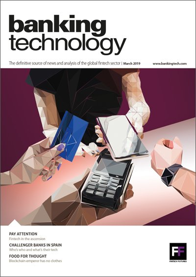 Pay attention. #Fintech in the ascension. Our #BankingTechnology March 2019 issue is here: https://www.bankingtech.com/2019/03/banking-technology-march-2019-issue-out-now/…