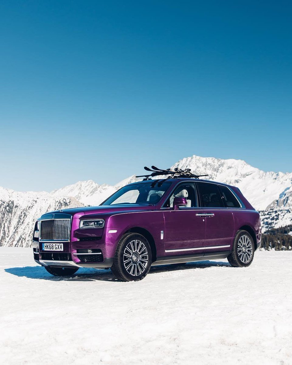 Highsnobiety On Twitter Colored Rolls Royce Cullinan Https T Co Uw9q2pqcer Hsdrive
