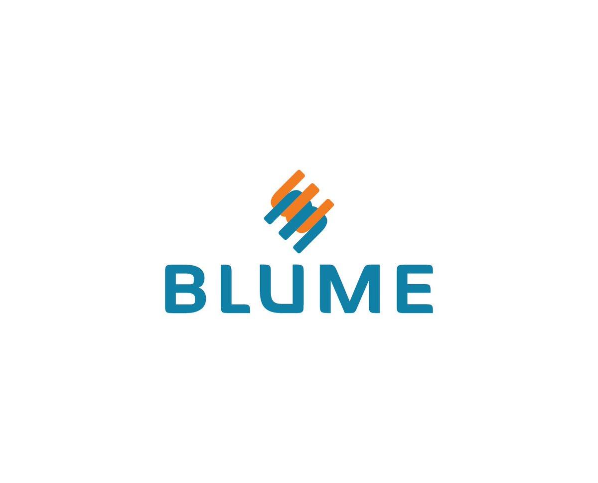"blume ventures on twitter: ""@blumeventures has a new logo. @bkartred  @sanjaynath @ashishfafadia https://t.co/7zffcgmrjs… """