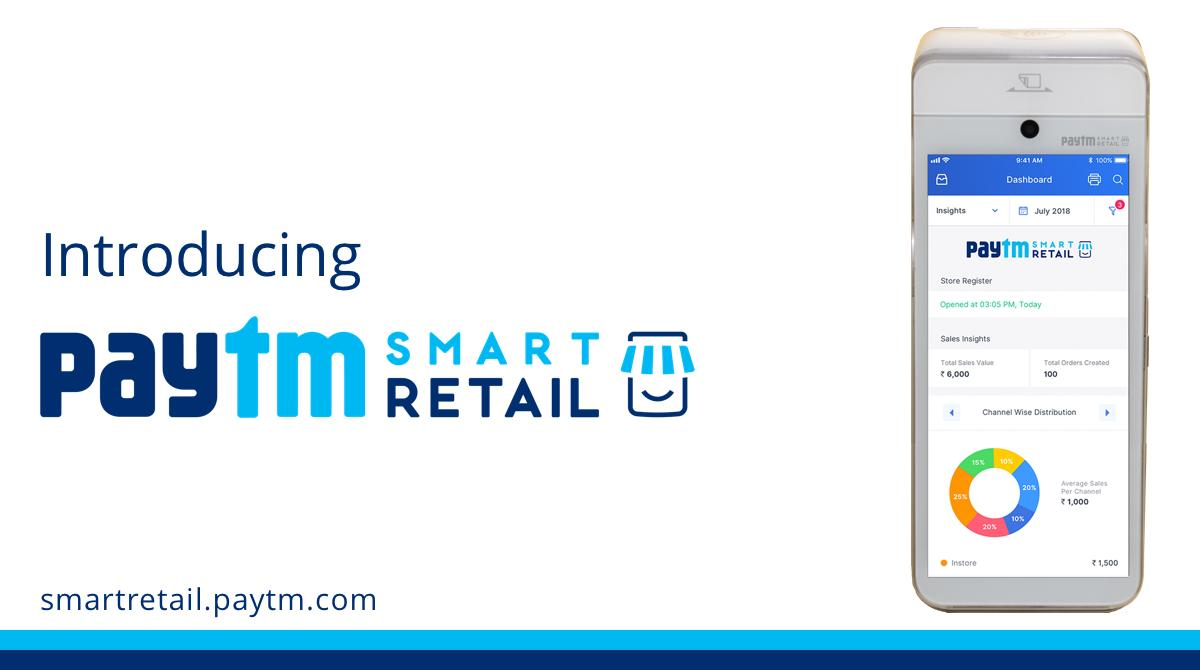 Paytm Smart Retail (@Paytm_Retail) | Twitter