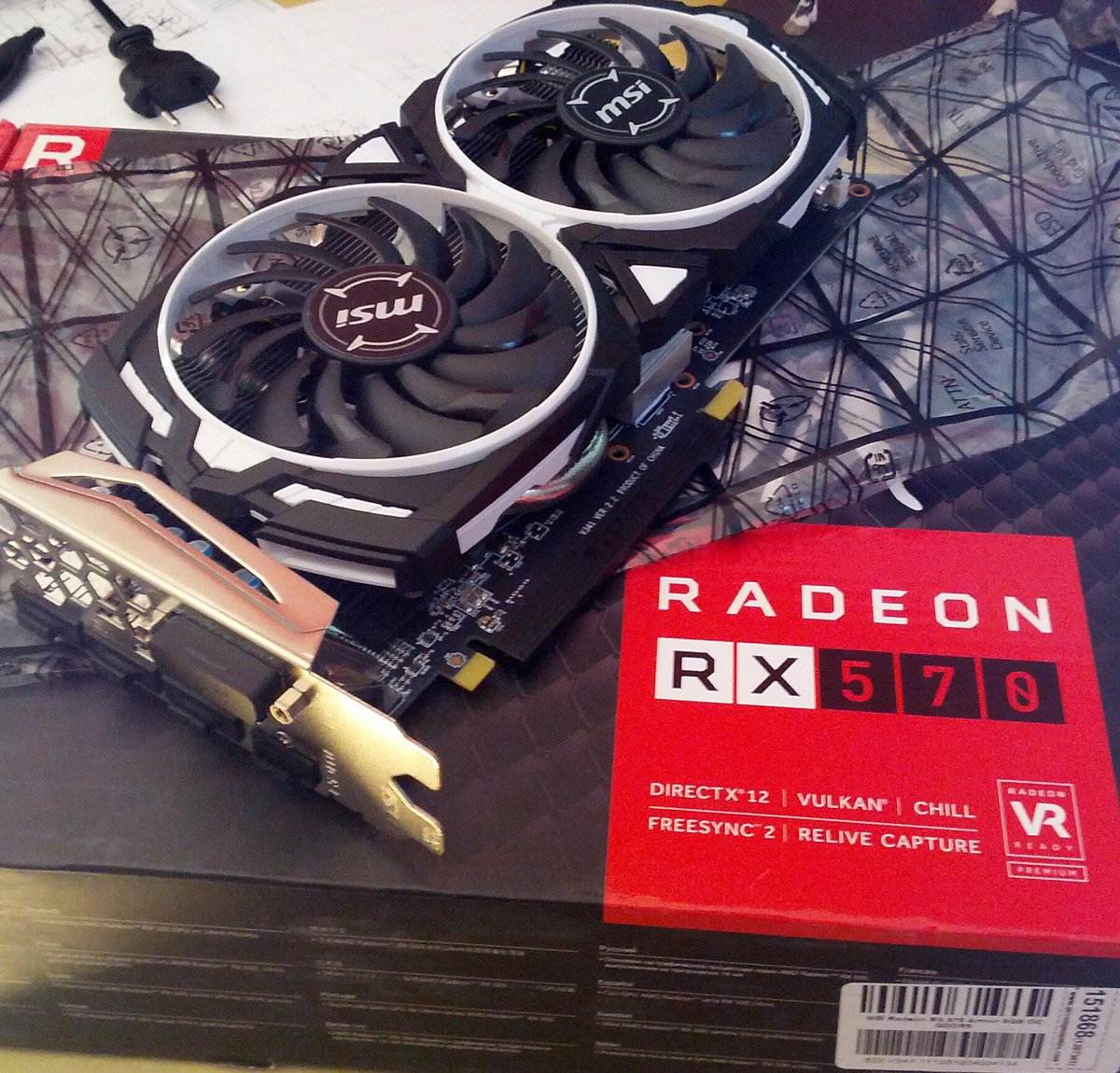 How To Install Rx 570 Drivers