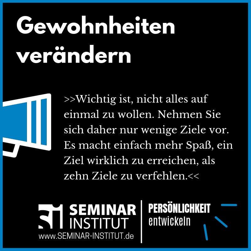 Seminar Institut على تويتر Schritt Für Schritt Bis Zum