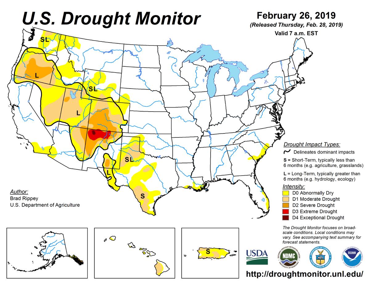 Drought Center Droughtcenter Twitter