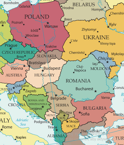 New Eastern Europe On Twitter Seems We Earlier Tweeted A Problematic Map Illustrating Central Europe Perhaps This One Is Better How Do You Define Central Europe Is It Geographic Historical Mental
