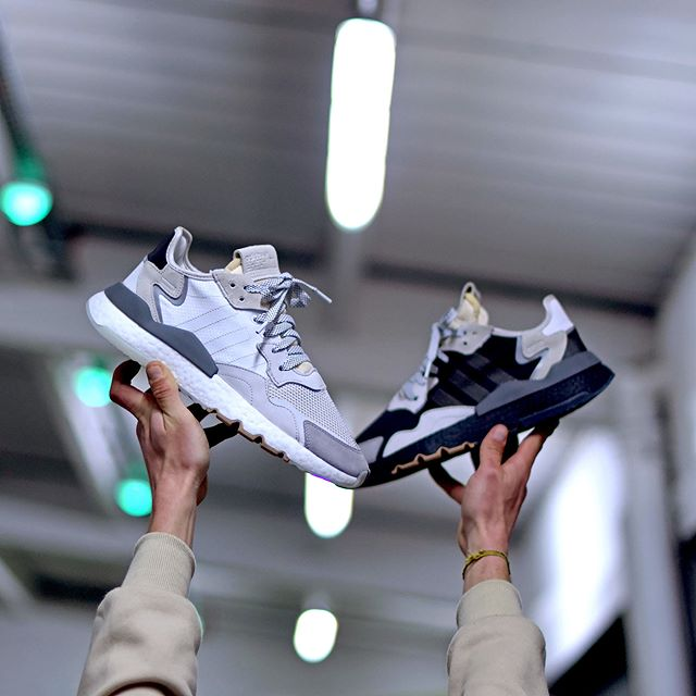 Nite Jogger 'Grey Pack - Carbon'