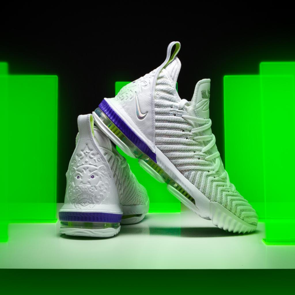 cdc204cc53 to infinity and beyond nike lebron 16 buzz lightyear is now in stores  weknowgame