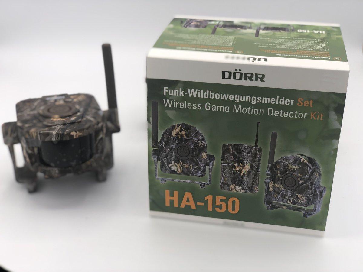 Other Hunting Hunting Official Website Funk-wildbewegungsmelder Set Ha-150