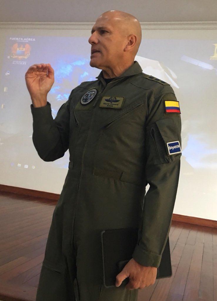 La Fuerza Aérea Colombiana es una institución que evoluciona a la misma velocidad de la tecnología.