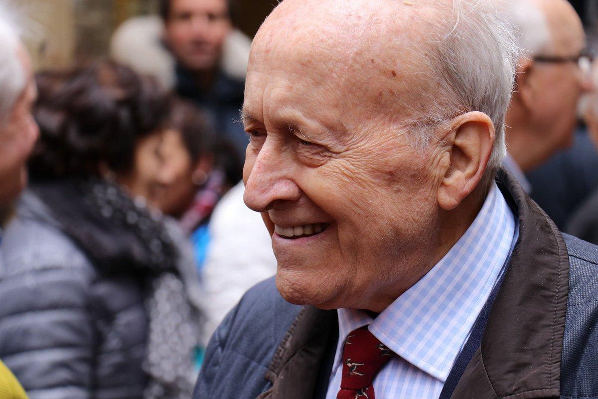 Fallece Xabier Arzalluz, dirigente histórico de EAJ-PNV,