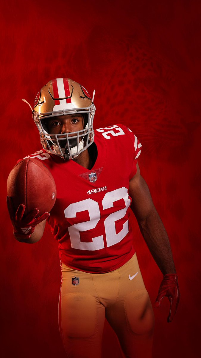 RT @49ers: The fastest man with a football. Celebrate @MattBreida's birthday with some 🔥for your phones. https://t.co/3xPnyKnBxm