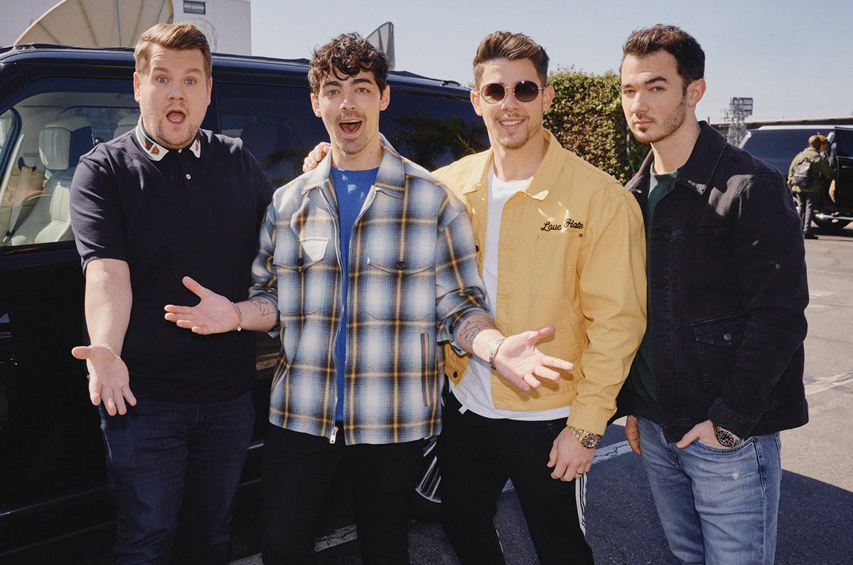 It's official! 🙌 The @jonasbrothers are reuniting and announced their comeback single #Sucker https://blbrd.cm/FnlLfz