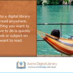 Having access to a digital library allows you to read anywhere, anytime & anything you want to read. All you have to do is quickly browse the book or subject on which you want to read.  https://t.co/F32hVVn3Bj