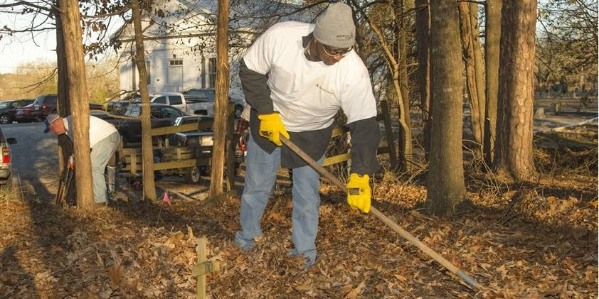 30f19b9e7aa4bc Plant Bowen is adopting the Black Pioneer Cemetery in Euharlee as part of  their ongoing community efforts. They will be doing service projects going  forward ...