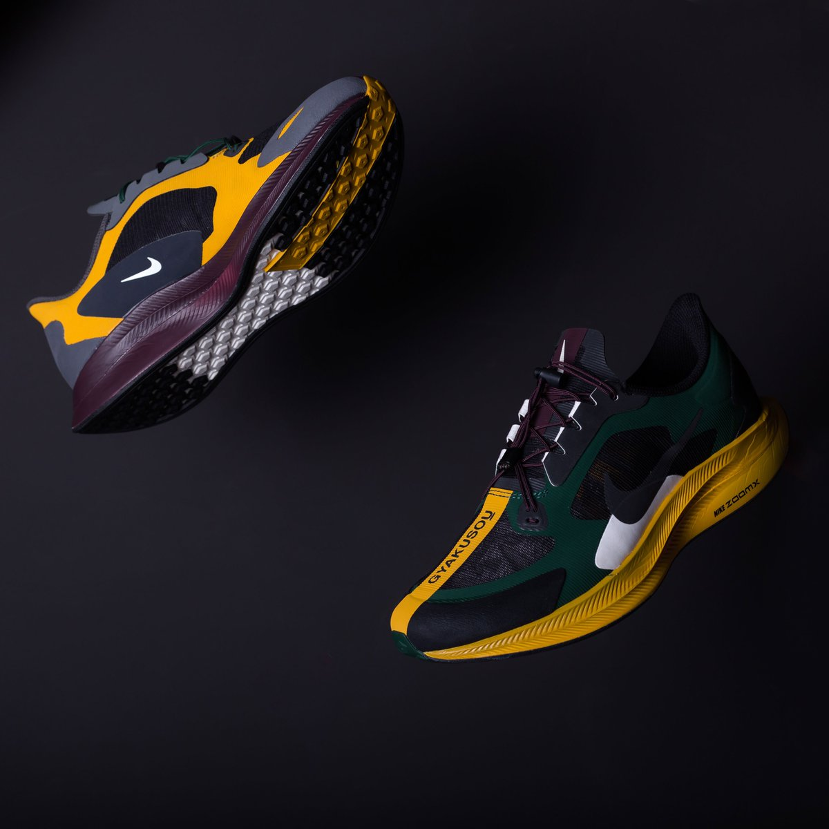 5f30d8509f33 Nike Zoom Pegasus 35 Turbo Gyakusou is here now  http   ow.ly ItzV30nSbMg   nike  gyakusou  footdistrictpic.twitter.com P3vTGxyxIg