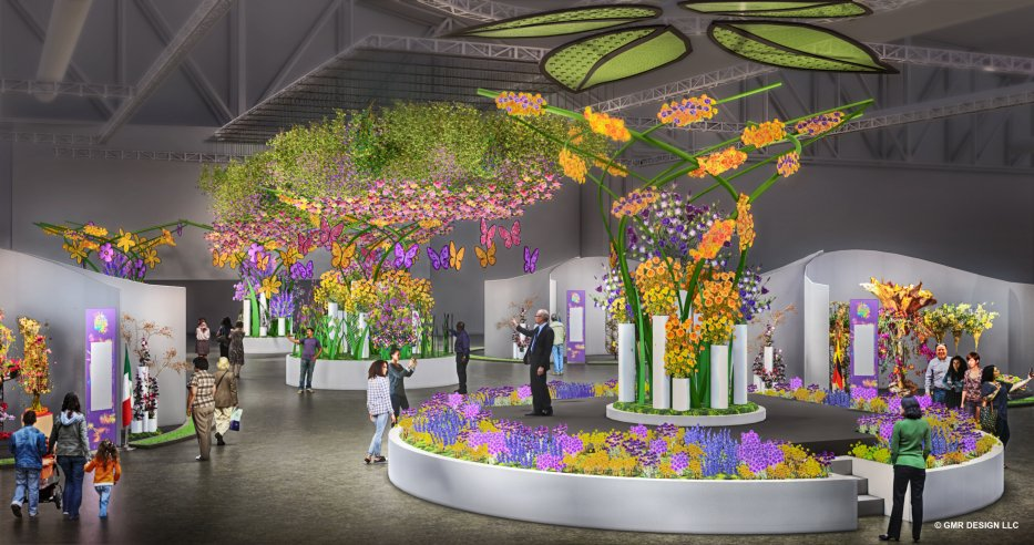 Everything you need to know about the 2019 Philadelphia Flower Show https://bit.ly/2NCYIJS