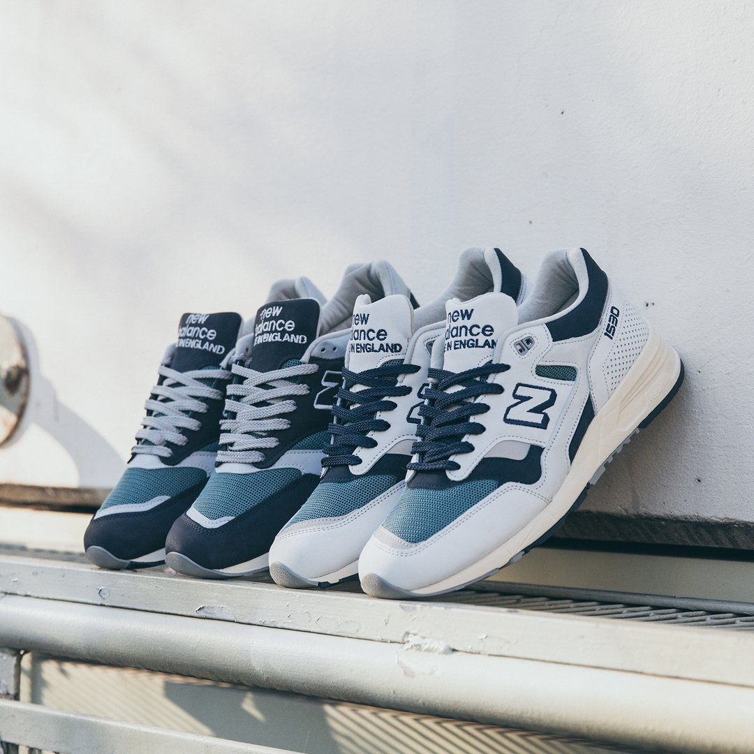 f3109699382 ... 30th anniversary of the 1500, New Balance are releasing the OG  colour-way and a brand new 1530 silhouette. Head over to the Footpatrol  blog for a closer ...