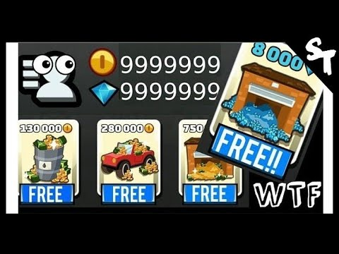 Hill Climb Racing 2 Mod Hack APK - Android Download
