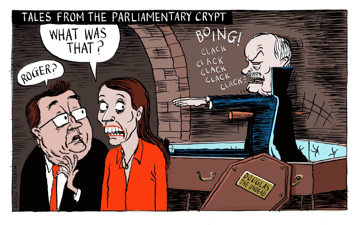"Sharon Murdoch on Twitter: ""Tales From the Parliamentary Crypt ..."