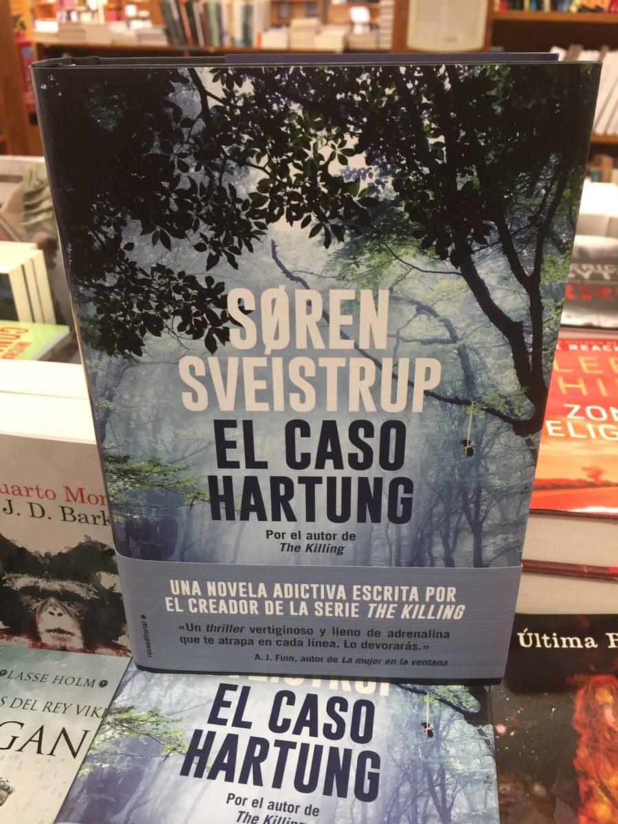 «Un thriller vertiginoso y lleno de adrenalina que te atrapa en cada línea.  Lo devorarás.» A.J. Finn, autor de La mujer en la ventana #elcasohartung ...