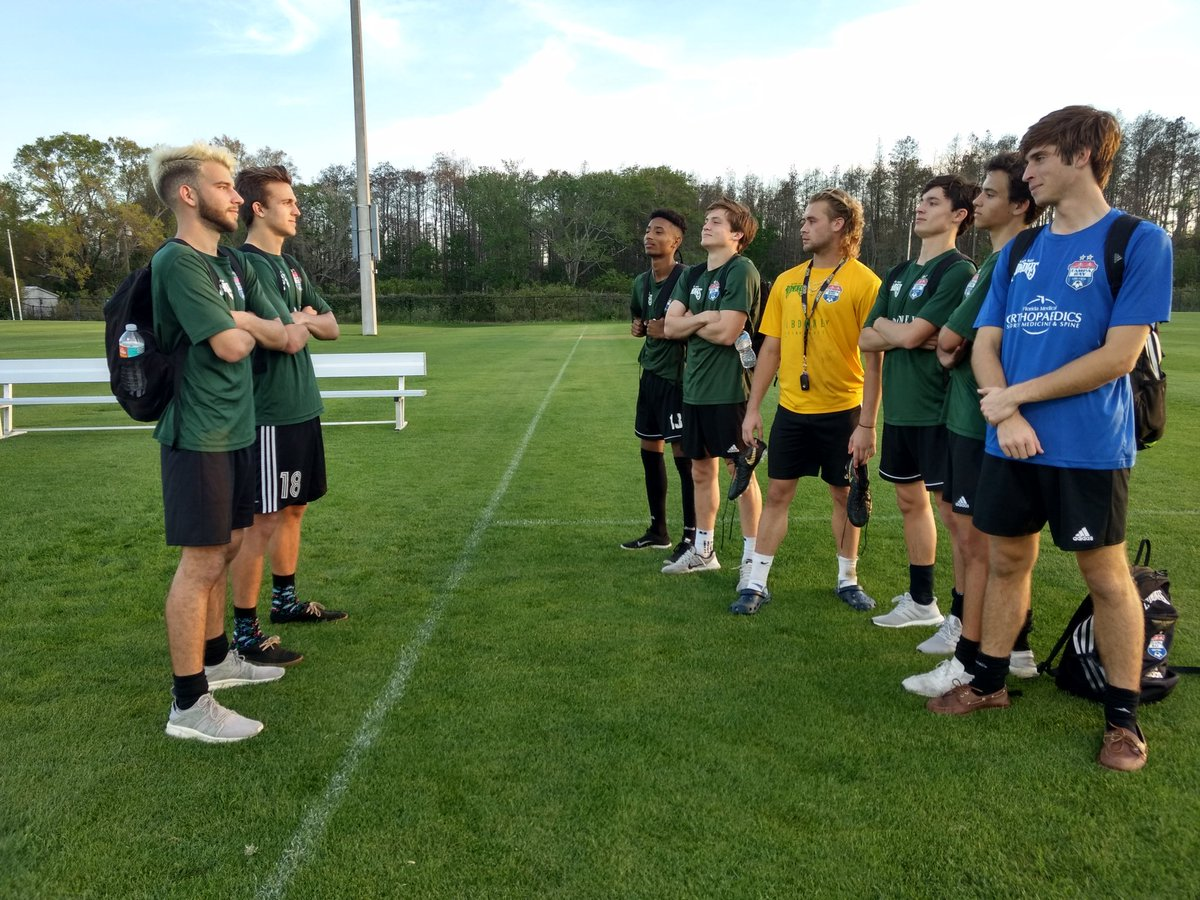 It&#39;s time for the All Star Challenge as the Hillsborough County Seniors take on the Pinellas Seniors. TBU Rowdies have a total of 19 players who will represent both counties. Some of the boys squared off at training today as the talking begins. <br>http://pic.twitter.com/GT2EjFqLkQ