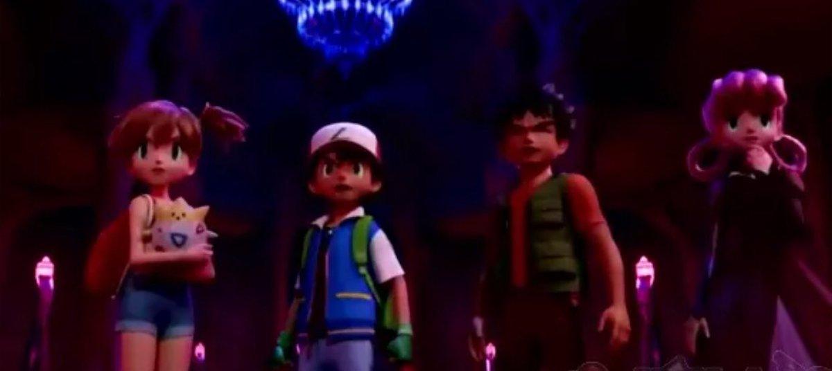 Pokémon the Movie: Mewtwo Strikes Back Evolution On Paul Gale Network