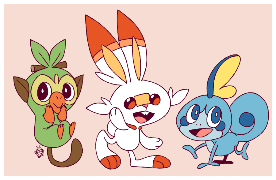 BABIES #PokemonSwordShield