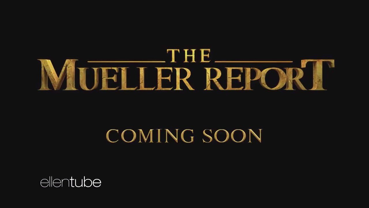 I got my hands on the trailer for the new Mueller report. https://t.co/VLfqPUO8Zj