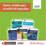 Image for the Tweet beginning: #NuevosEstudios Tendencias, proyecciones, escenarios contextuales