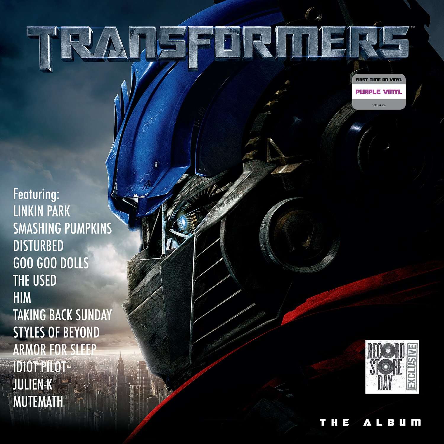 Linkin Park On Twitter Record Store Day Exclusive Transformers Special Edition Vinyl Featuring What I Ve Done New Divide Iridescent Are Available On April 13 2019 Https T Co Iknfrbamcs