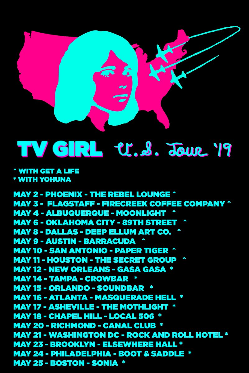 24be560e3 They will be doing a series of live performances along the southern and  eastern borders of these beautiful and historical United States in May.