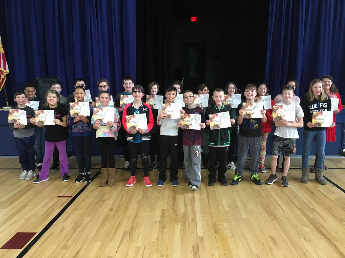 An awesome way to end the day and the month of February with our Yelle Students of the Month assembly/celebration, where so many were recognized for being #Responsible #Respectful and #Safe. So many had the comment that they have a great passion for learning. #LoveIt #HAYNation