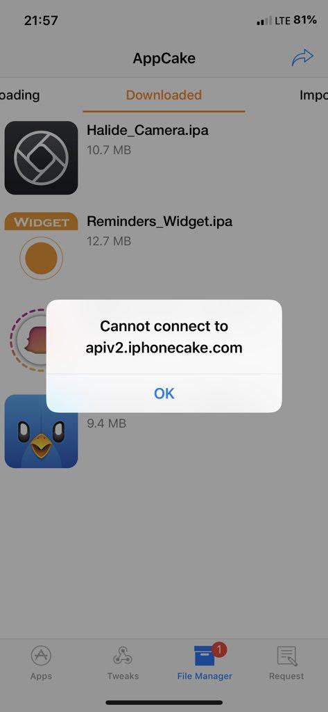 AppCake | iPhoneCake on Twitter: