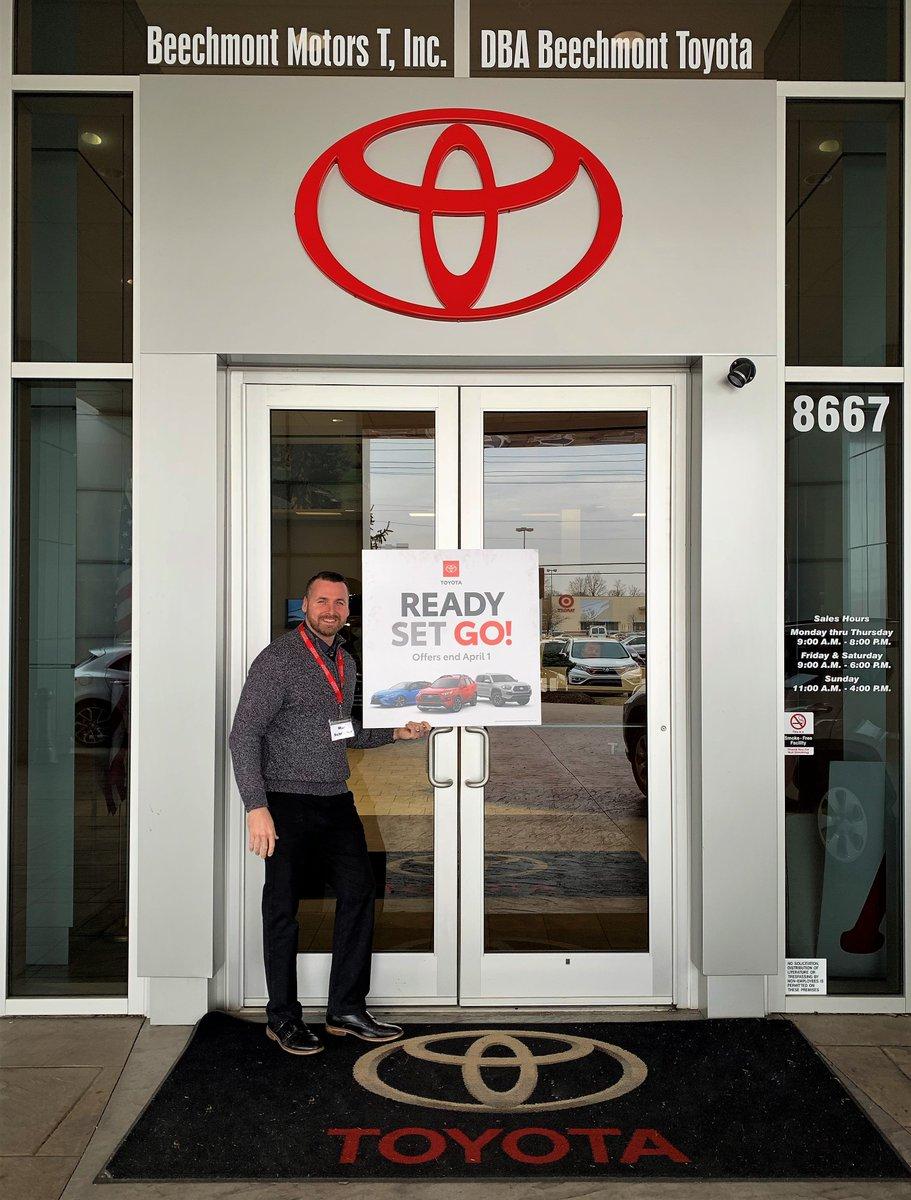 Beechmont Toyota Toyota Store Twitter