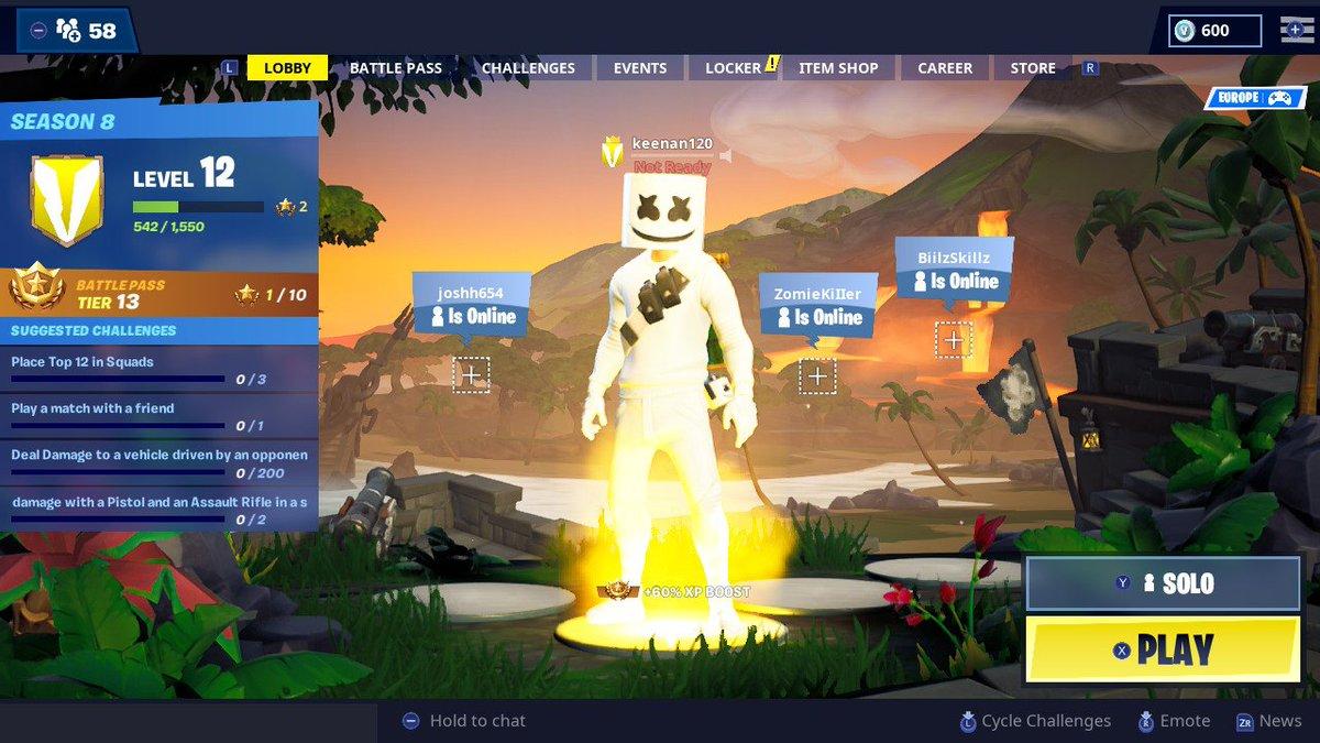 Fortnite Lobby Background Season 8 Fortnite Aimbot
