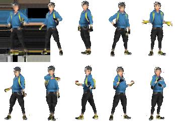 「Avatar Poses pokemon go」的圖片搜尋結果