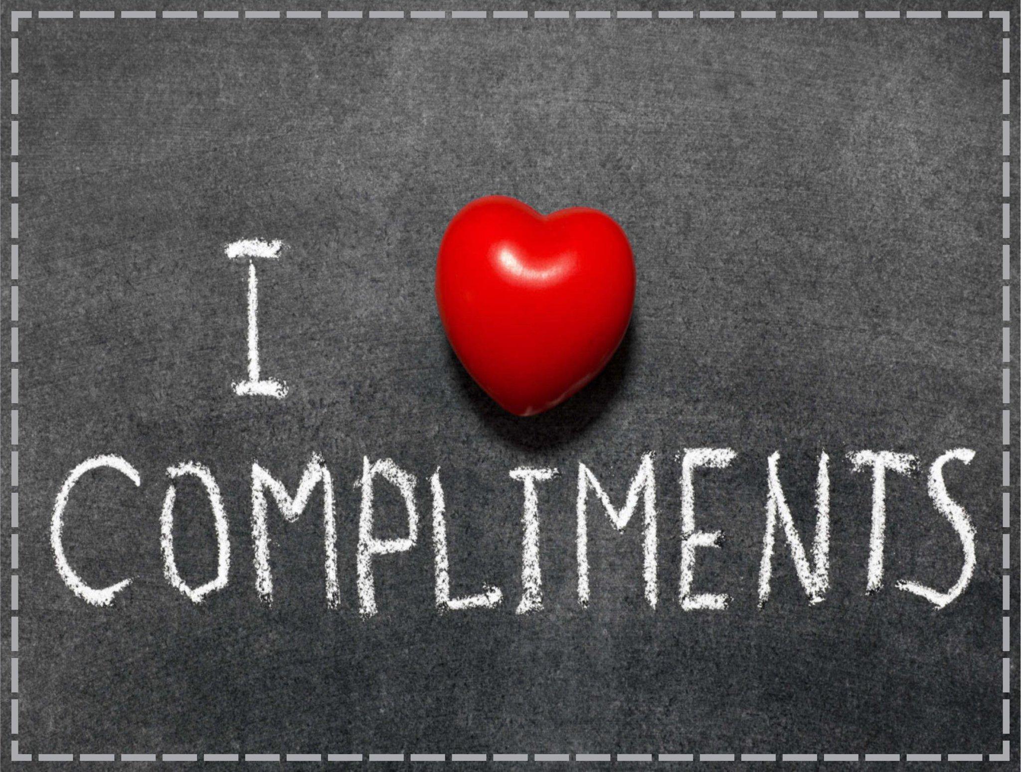 Почему важно говорить комплименты?