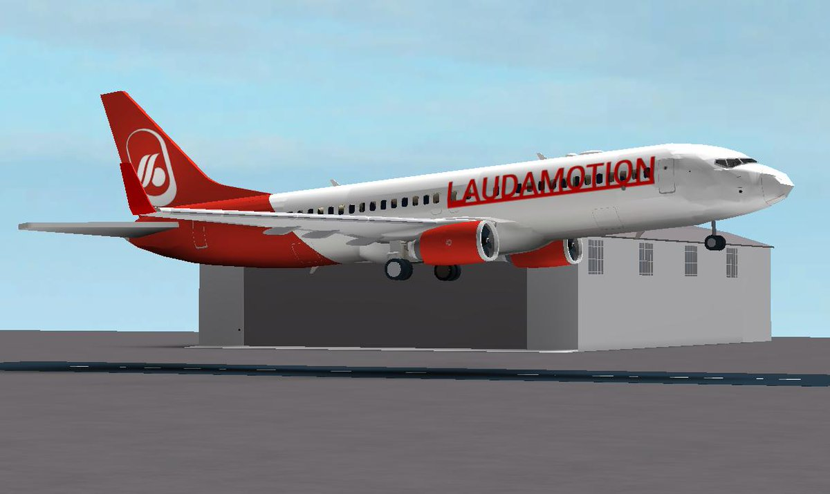 Roblox Boeing 737 Laudamotion Roblox On Twitter Look What Just Came Out The Hangar At Stansted Airport And Is Now On It S Way To Our Brand New Vienna Regional Airport Our New Boeing 737 800 Leased