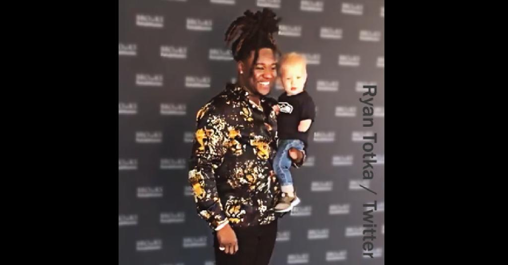 RT Watch the heartwarming moment when Shaquem Griffin a2840b9c2