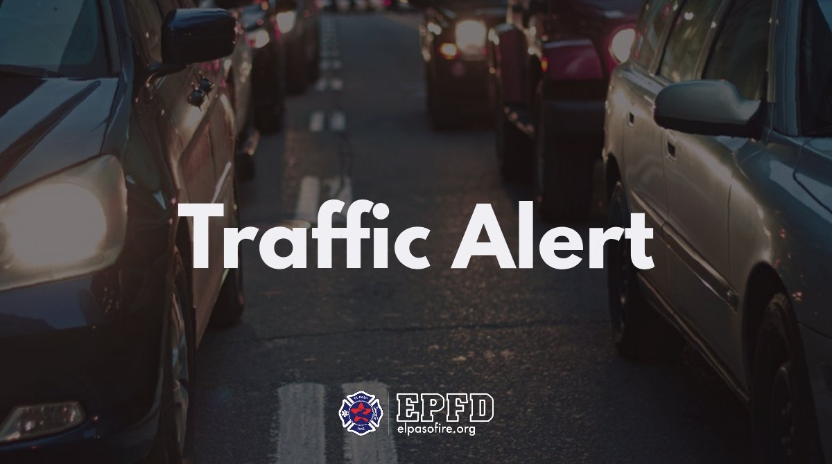 ... to Vista del Sol due to motor vehicle accident. Avoid area as traffic is backing up and emergency crews are working. All southbound traffic must exit on ...