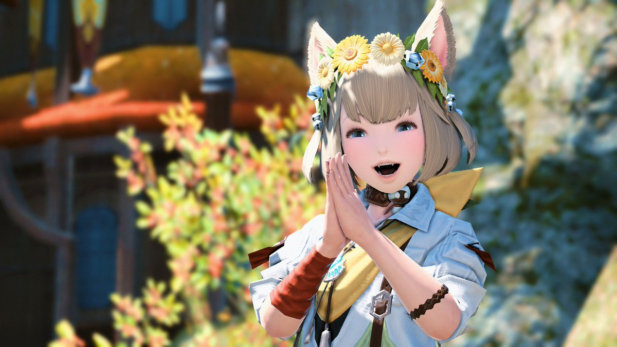 Espresso Lalafell @ Japan in October on Twitter: