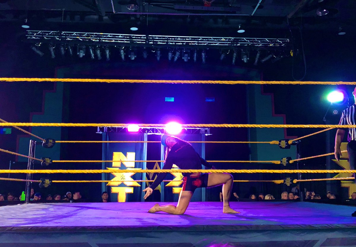 WWE NXT Live Event Results From Tampa (2/28): Matt Riddle Headlines, Karen Q Debuts, New Gimmick