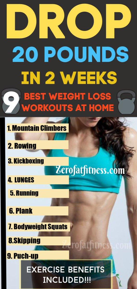 1 Week Weight Loss Workout