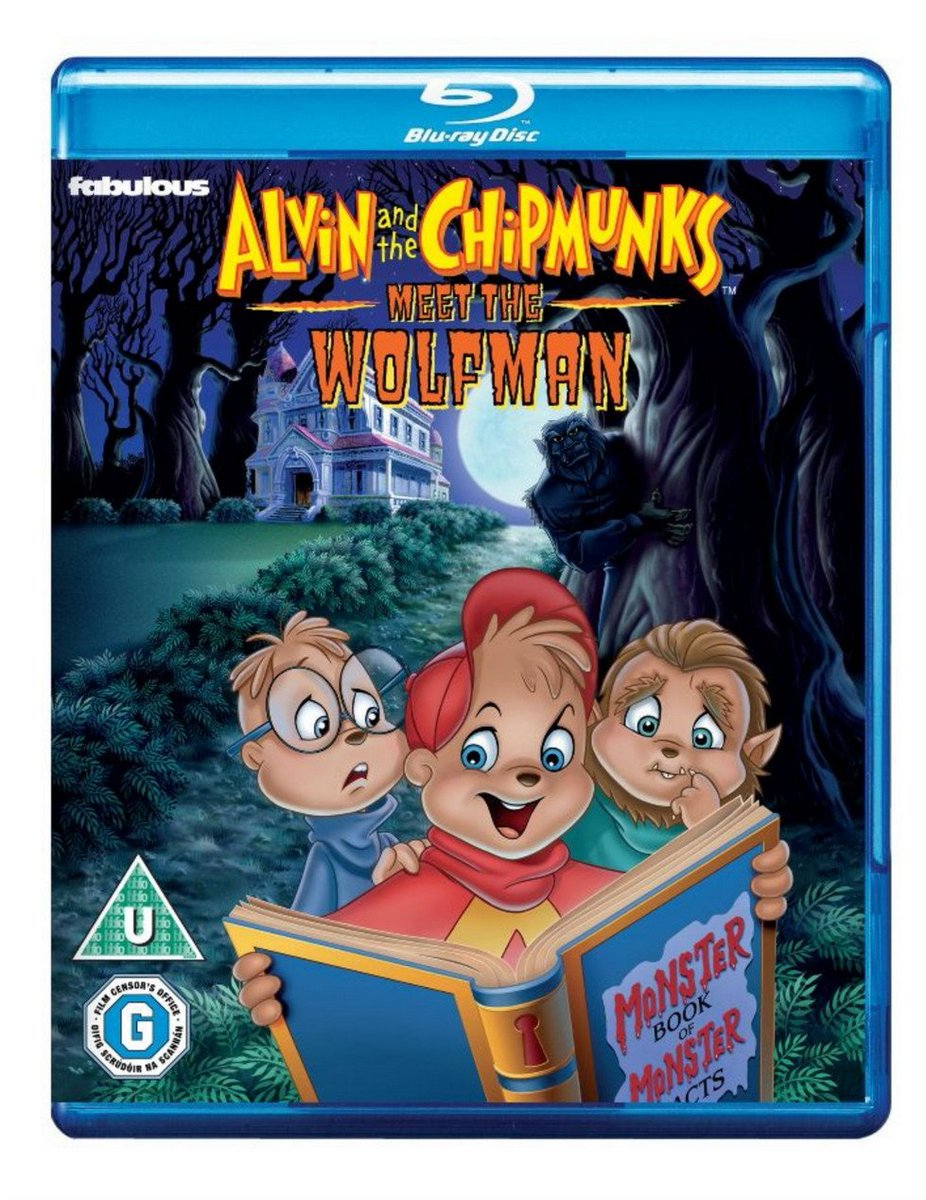 alvin and the chipmunks adventure blu ray