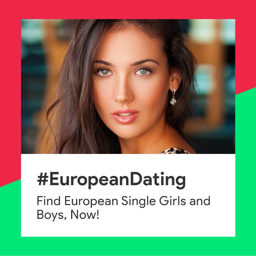 European dating singler